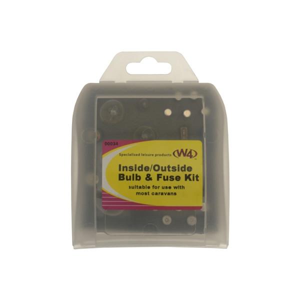 Inside & Outside Bulb & Fuse Kit