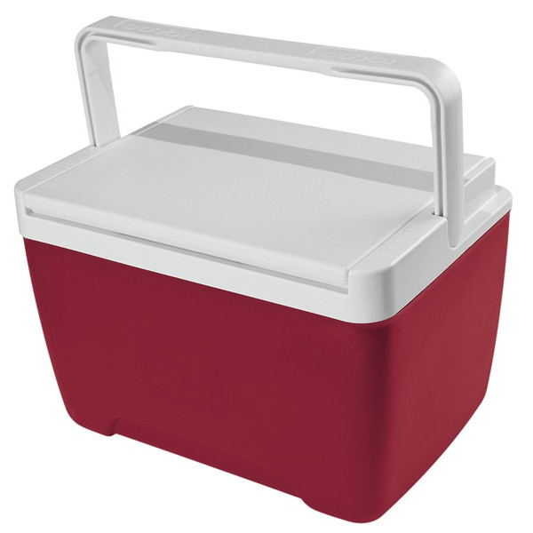 Island Breeze 9 Coolbox - Red/White