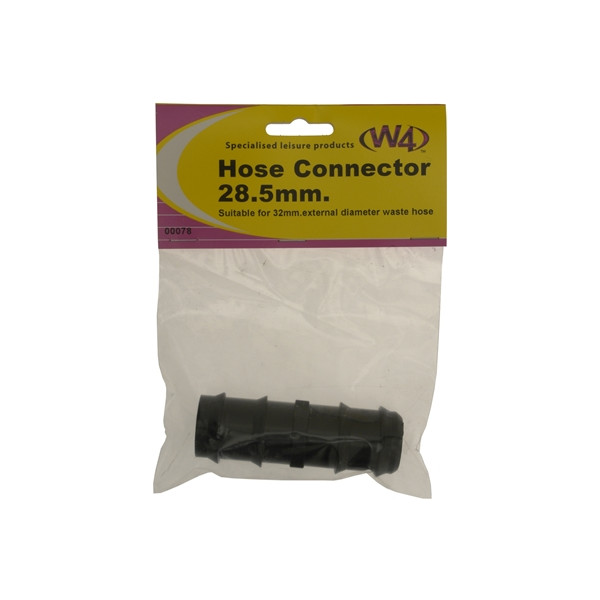 Straight Connector - 28.5mm