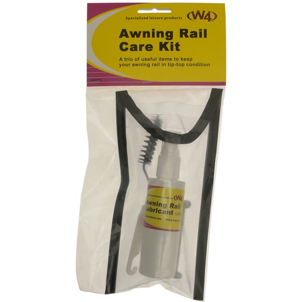Awning Rail Care Kit - 3 Piece