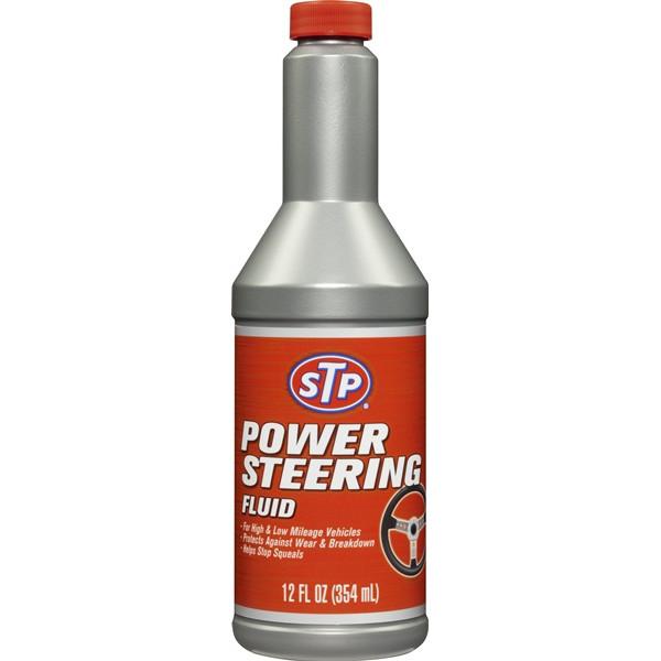Power Steering Fluid - 12oz/354ml