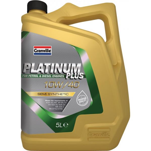 Platinum 10W-40 - 5 Litre