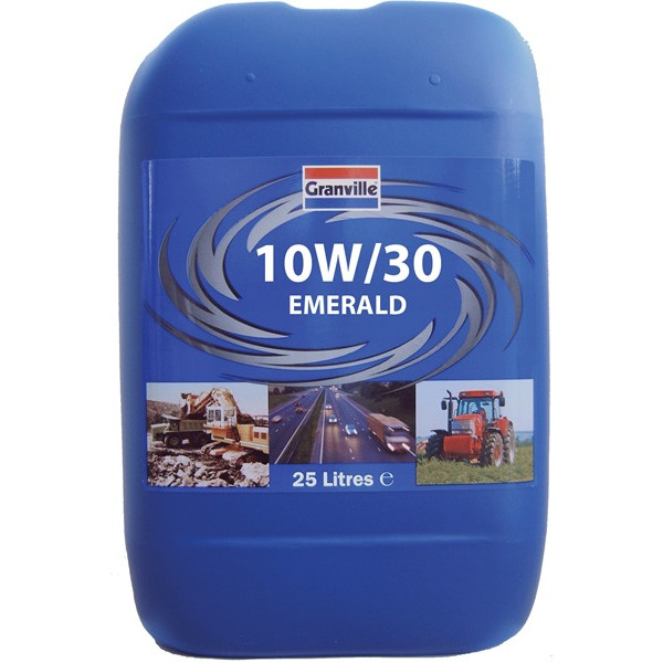 Emerald 10W-30 - 25 Litre