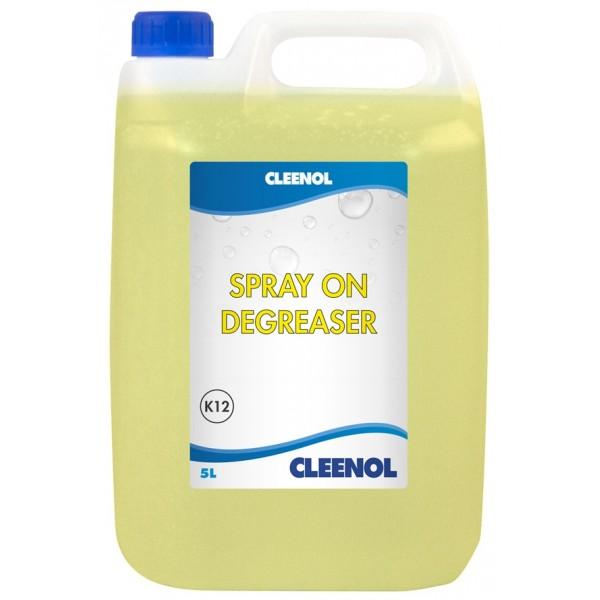 Spray On Degreaser - 5 Litre