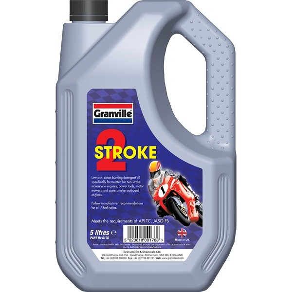 2 Stroke - Mineral - 500ml