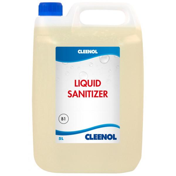 Liquid Sanitiser - 5 Litre