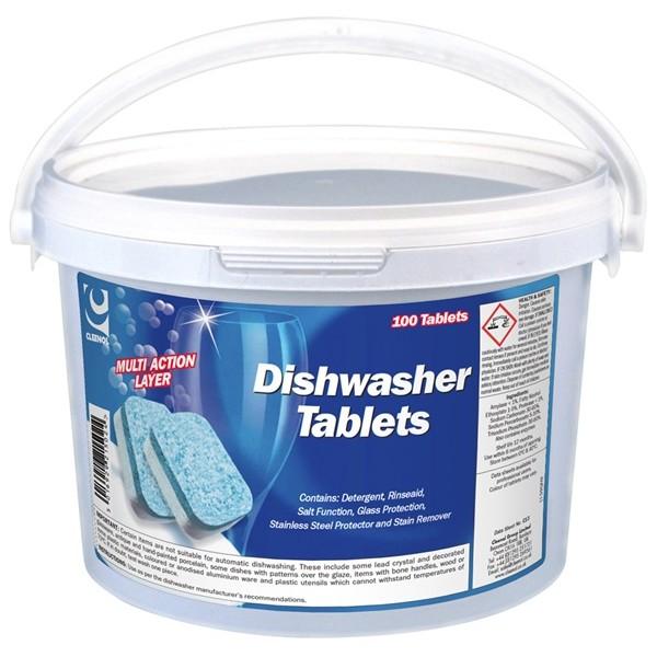 Dishwasher Tablets - Tub of 100