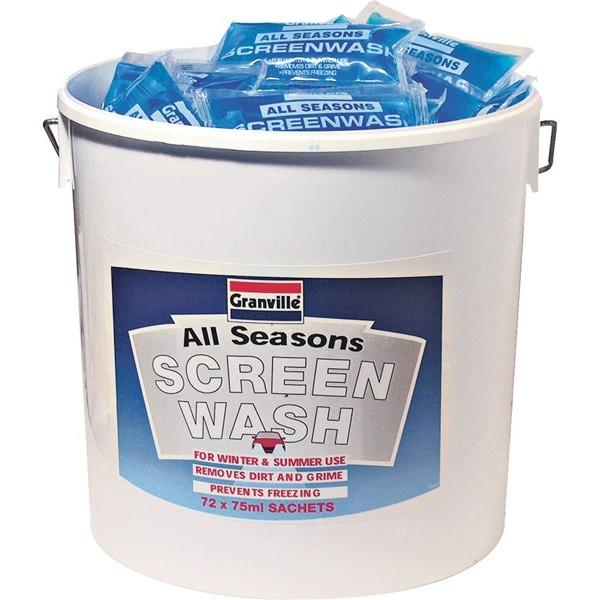 Screenwash Bucket - Ready Mixed (-20