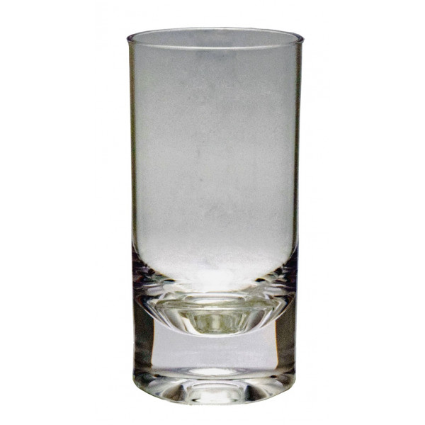 Premium Tall Tumbler - Clear - Pack of 4