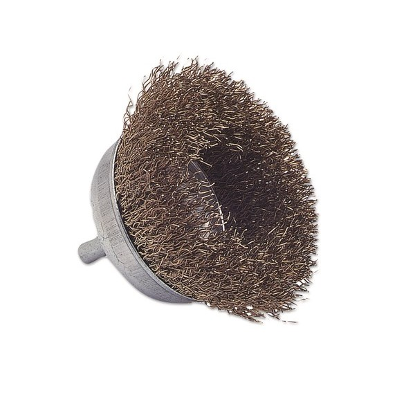 Wire Brush - Cup Type - 2in./50mm