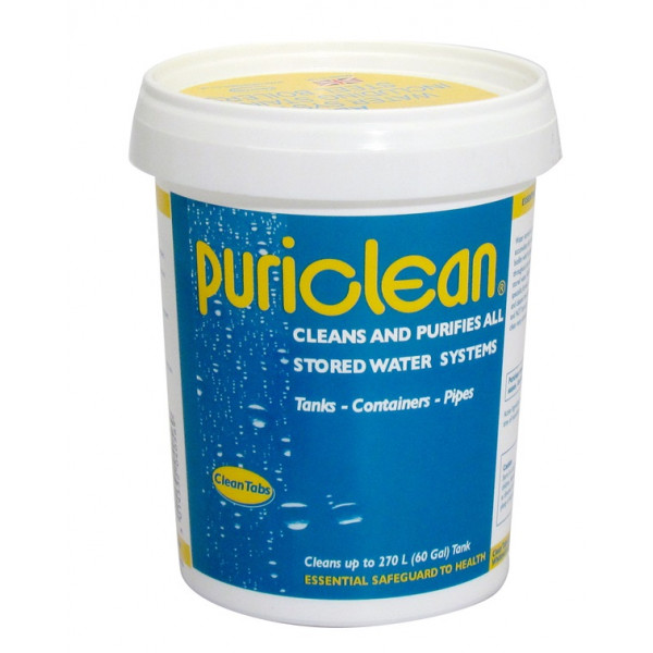 Puriclean Water Tablets - 400g - Pack of 6