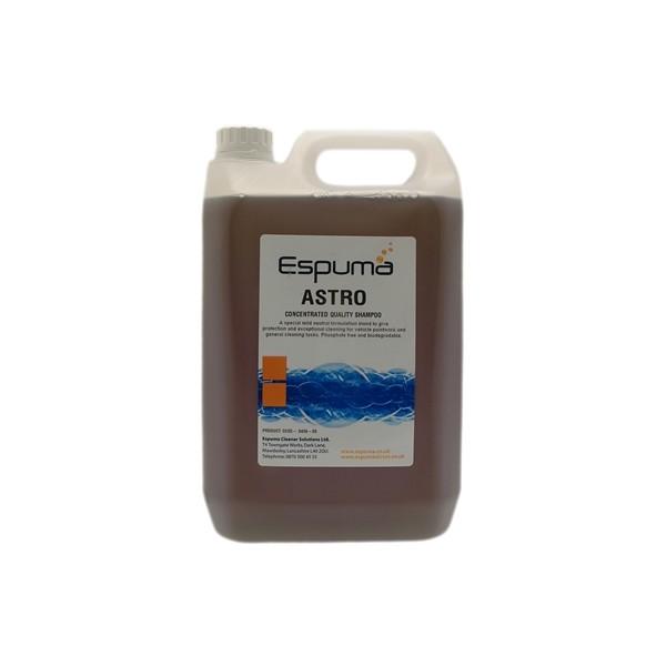 Astro Car Shampoo - 5 Litre
