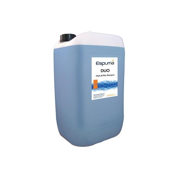 Duo Wash & Wax Shampoo - 25 Litre