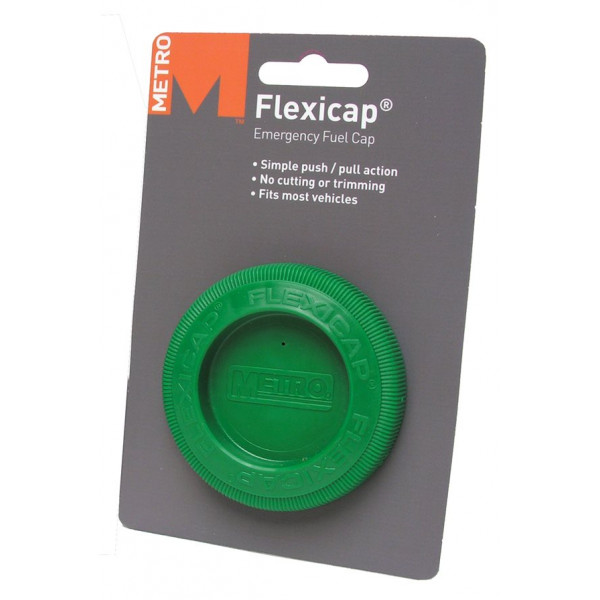 Flexicap Emergency - Non Locking - Green