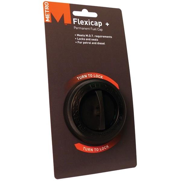 Flexicap Plus - Locking - Black