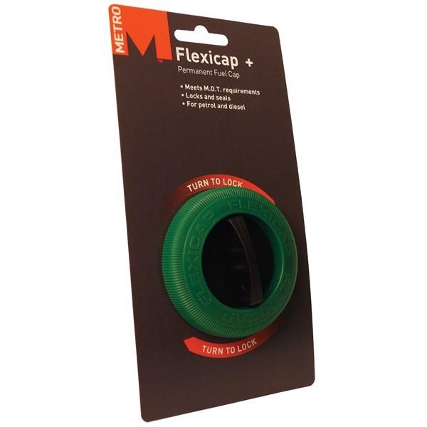 Flexicap Plus - Locking - Green