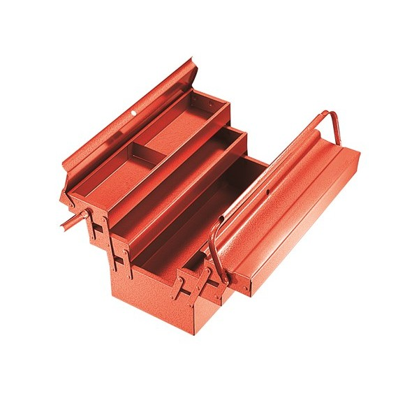 5 Tray Tool Box - 18in./480mm