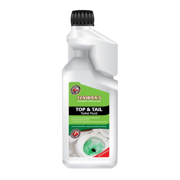 Top And Tail Toilet Fluid - 1 Litre