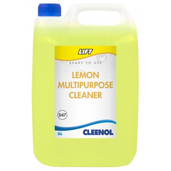 Lift Lemon Multipurpose Cleaner - 5 Litre