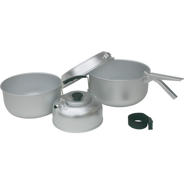 Cook Set With Kettle