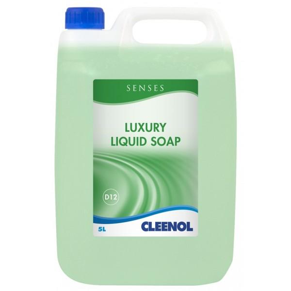 Senses Luxury Liquid Hand Soap - 5 Litre