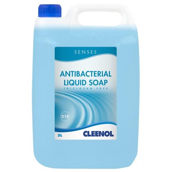 Senses Antibacterial Liquid Soap - 5 Litre