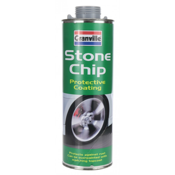 Stone Chip Protective Coating - Grey - 1 Litre