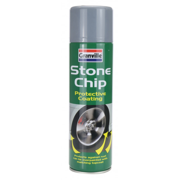 Stone Chip Protective Coating - Grey - 500ml