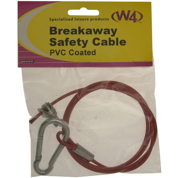 Breakaway Cable - Plastic Coated