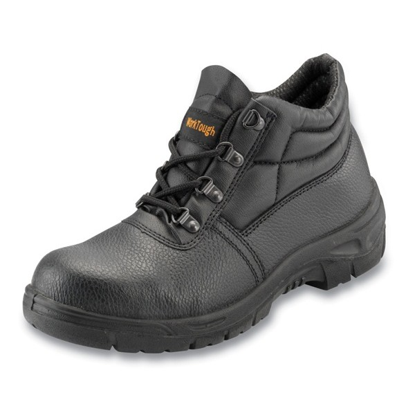 Safety Chukka Boots - Black - UK 5