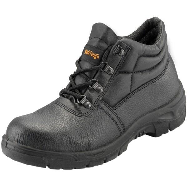 Safety Chukka Boots - Black - UK 6