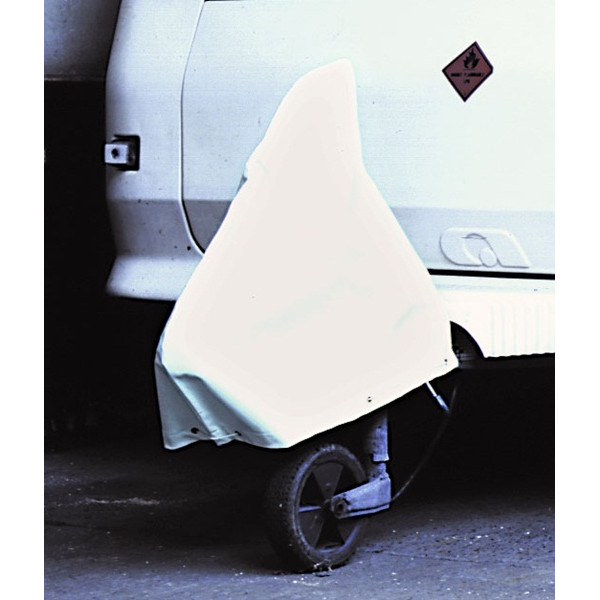 Caravan Hitch Cover