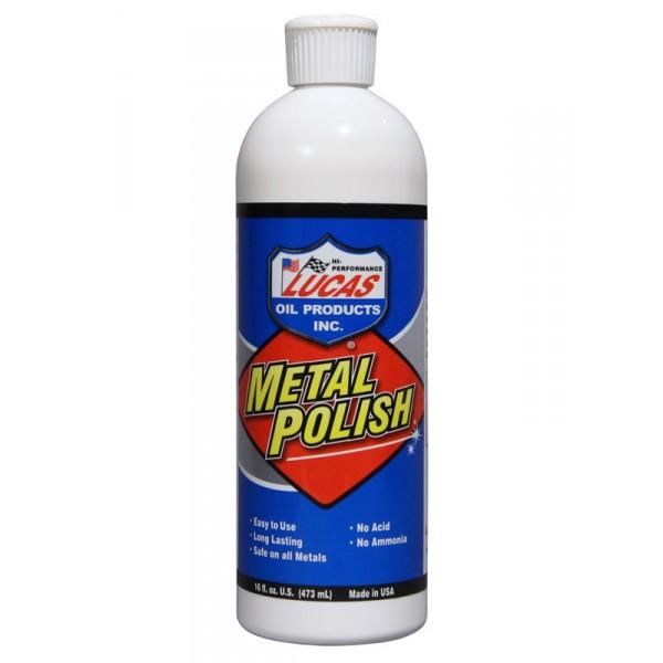Metal Polish - 473ml