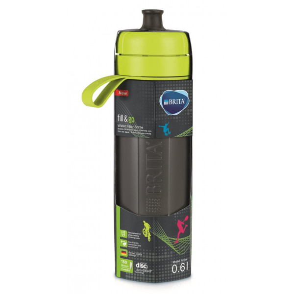 Fill & Go Active - Lime - Pack of 4