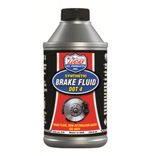 Dot 4 Brake Fluid - 355ml