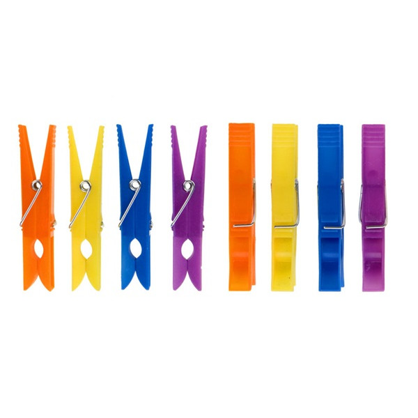 Plastic Pegs x 36 - Pack of 10