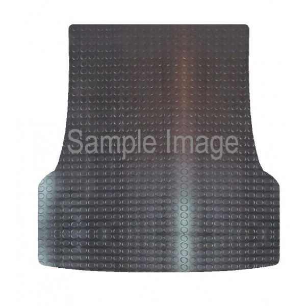 Rubber Tailored Boot Mat - BMW E90 3 Series Saloon (2005-2012) - Pattern 2238
