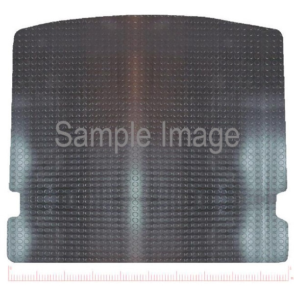 Rubber Tailored Boot Mat - Landrover Freelander 2 (2006-2013) - Pattern 2526
