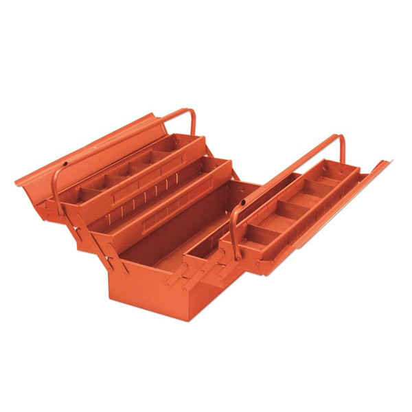 5 Tray Tool Box - 22in./560mm