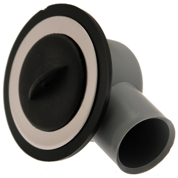 Sink Waste Pipe - Angled - 28mm - 1.1in. - Pack of 5