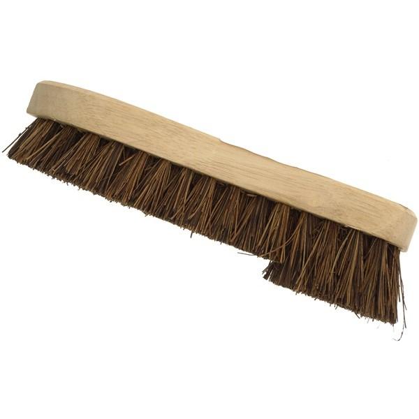 Stiff Wooden Scrubbing Brush