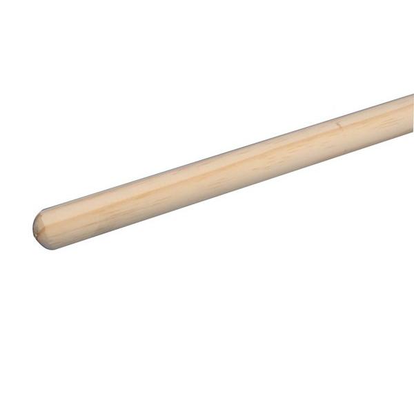 Wooden Broom Handle - 60in.