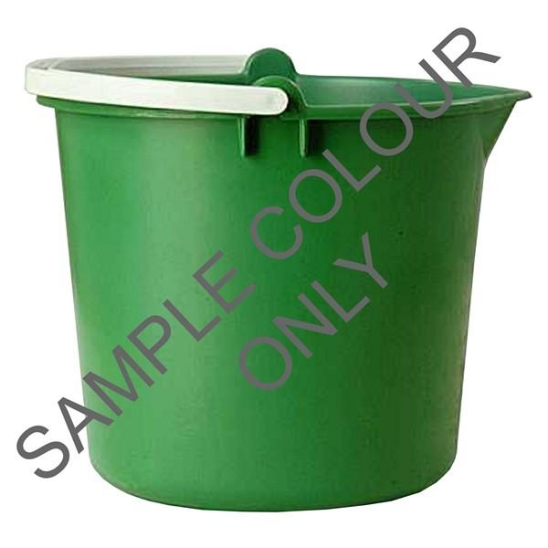 Light Duty Plastic Bucket - 10 Litre