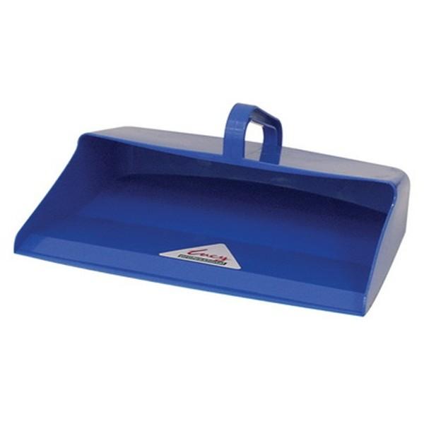 Plastic Dustpan - Blue