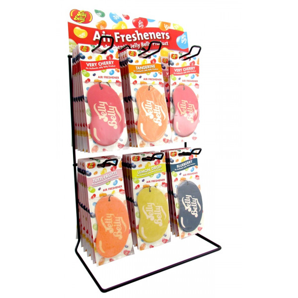 Mixed 2D Air Freshener - CDU of 36