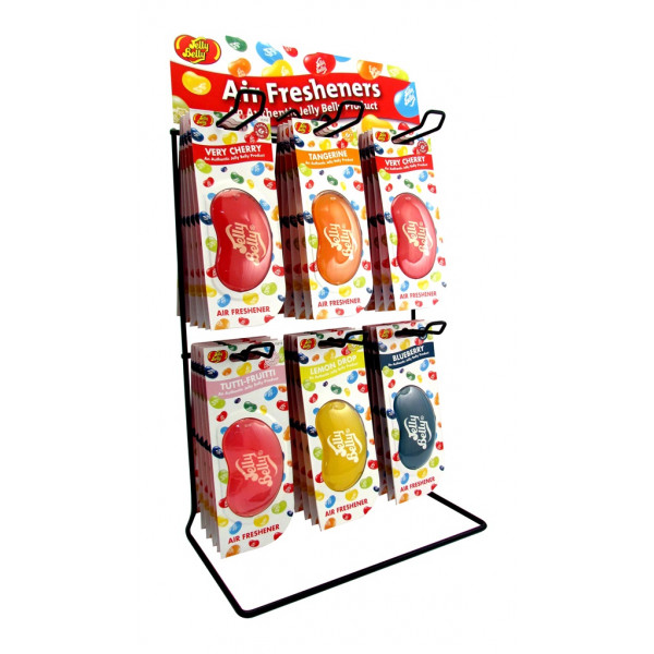 Mixed 3D Air Freshener - CDU Of 36