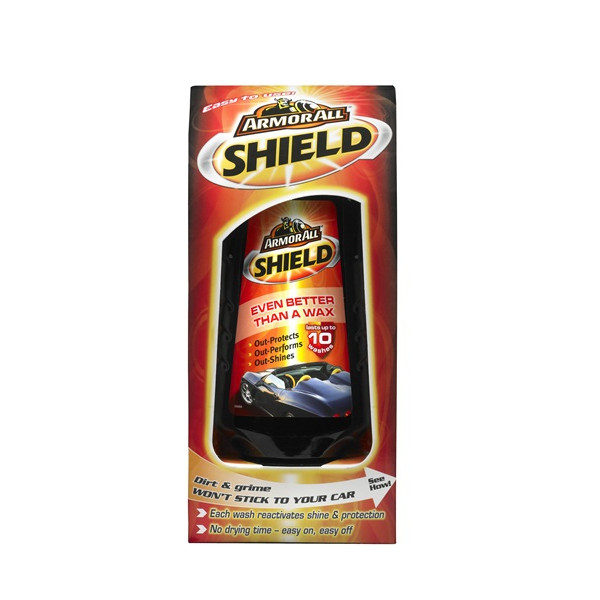 Car Body Shield Wax - 500ml
