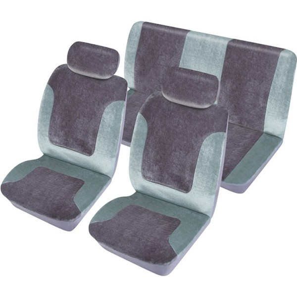 Car Seat Cover Heritage - Set - Grey
