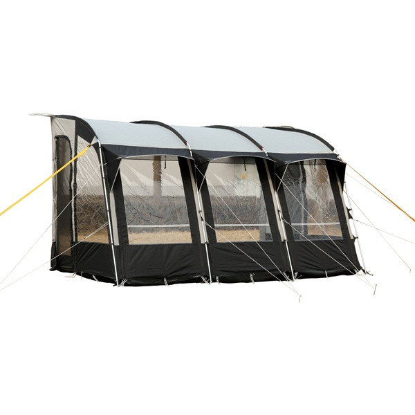 Wessex Awning 390 - Black/Silver
