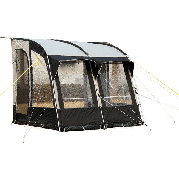 Wessex Awning 260 - Black/Silver